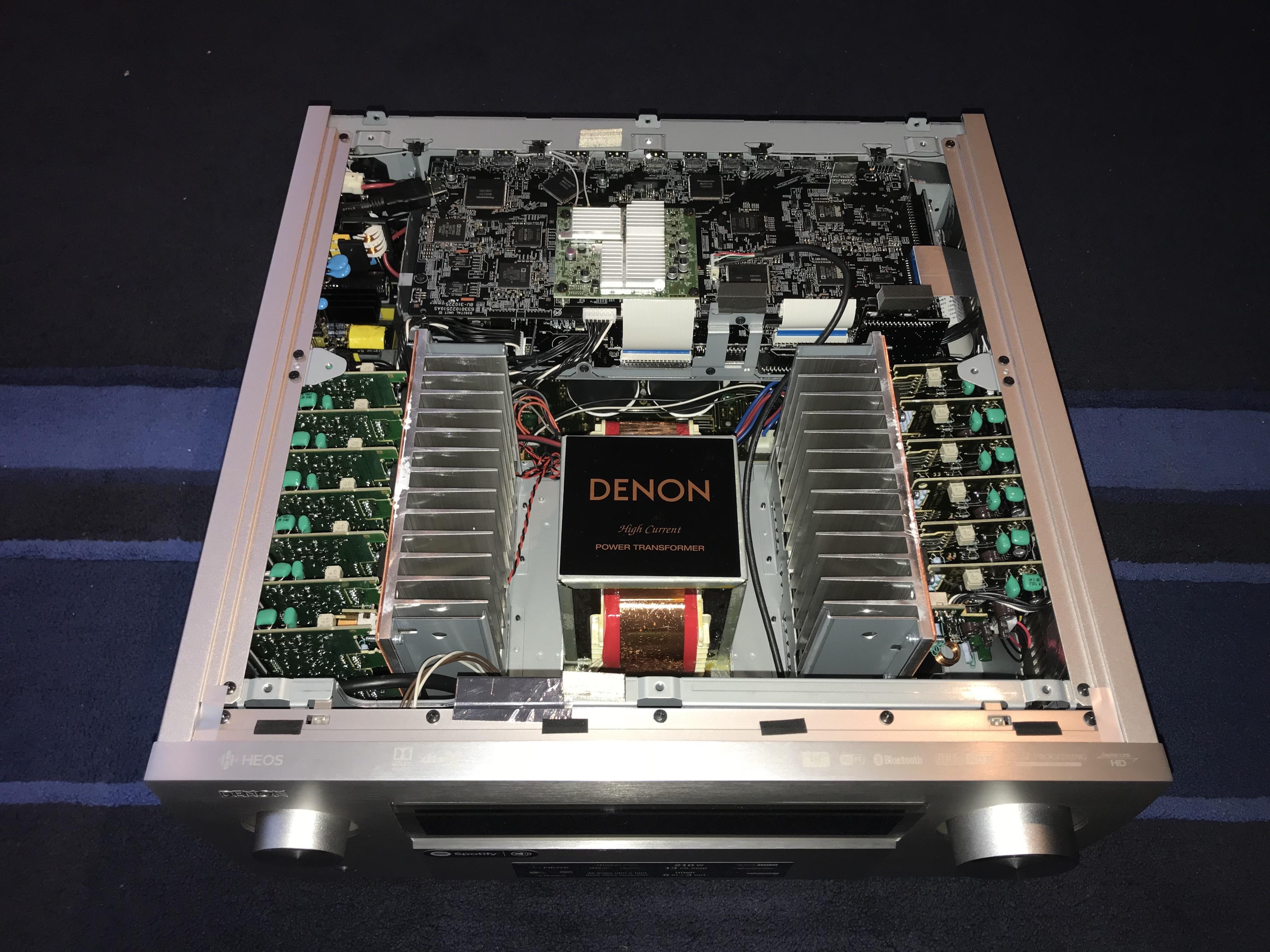Denon AVC-X8500HA schwarz