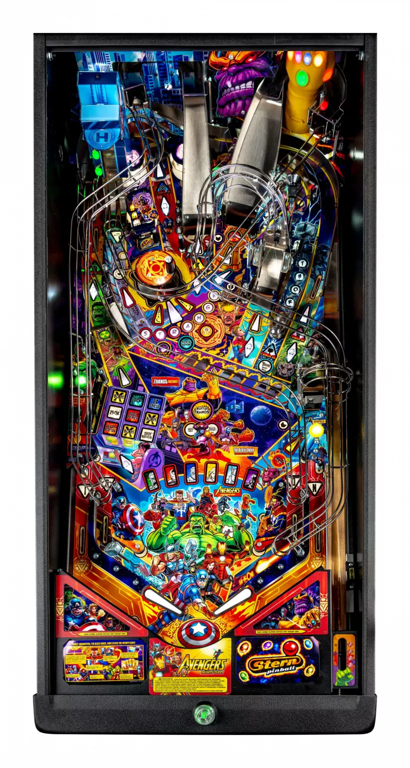 Avengers: Infinity Quest Premium Pinball