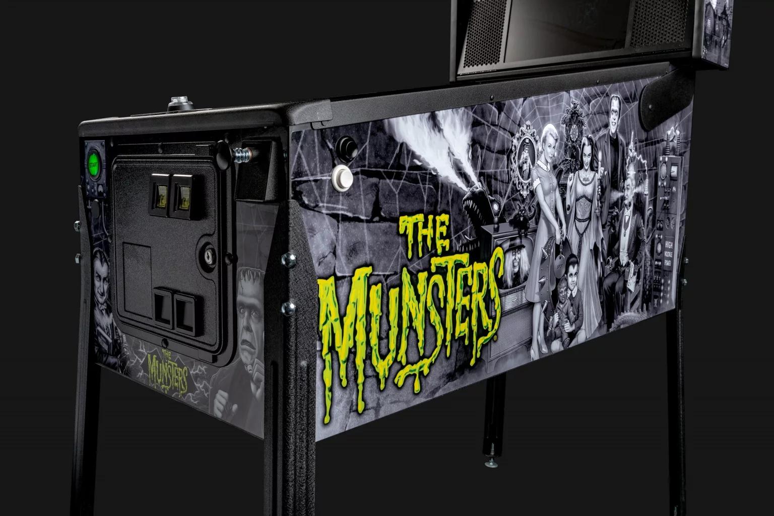The Munsters Premium Pinball