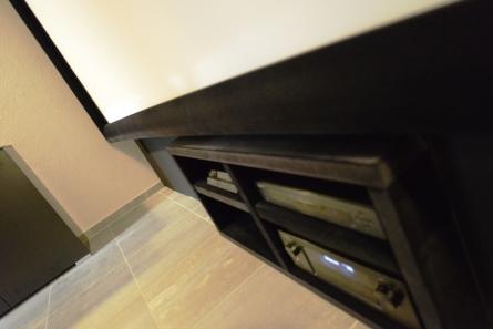 curved-Upgrade für iMasque Leinwände