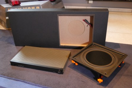 IW 10 inWall Subwoofer System