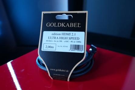 HDMI2.1 Ultra High-Speed Kabel 48 Gbit/s 2 Meter